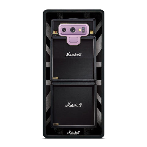 MARSHALL AMPLIFIER Samsung Galaxy Note 9 Case Cover