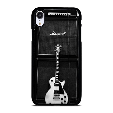 MARSHALL GUITAR AMPLIFIER iPhone XR Case Cover
