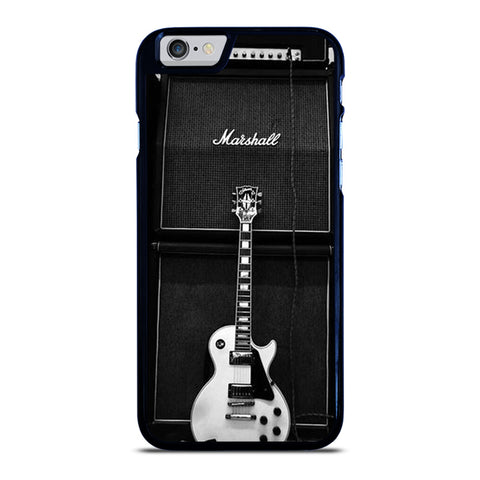 MARSHALL GUITAR AMPLIFIER iPhone 6 / 6S Case Cover