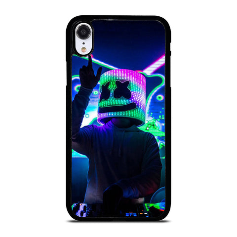 MARSHMELLO DJ iPhone XR Case Cover