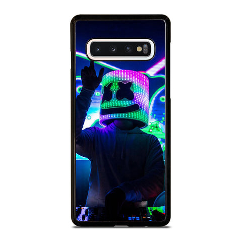 MARSHMELLO DJ Samsung Galaxy S10 Case Cover