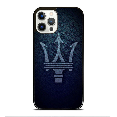 MASERATI ITALIAN LUXURY iPhone 12 Pro Case Cover