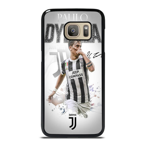 MASK PAULO DYBALA JUVENTUS FC Samsung Galaxy S7 Case Cover