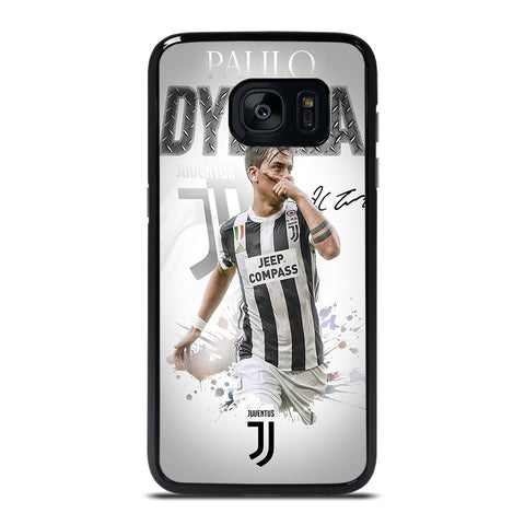 MASK PAULO DYBALA JUVENTUS FC Samsung Galaxy S7 Edge Case Cover
