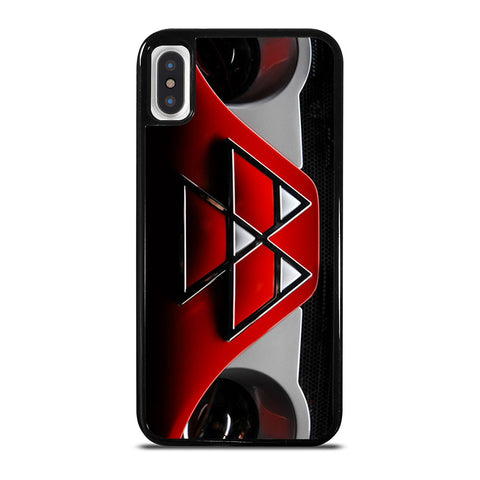 MASSEY FERGUSON EMBLEM iPhone X / XS Case Cover