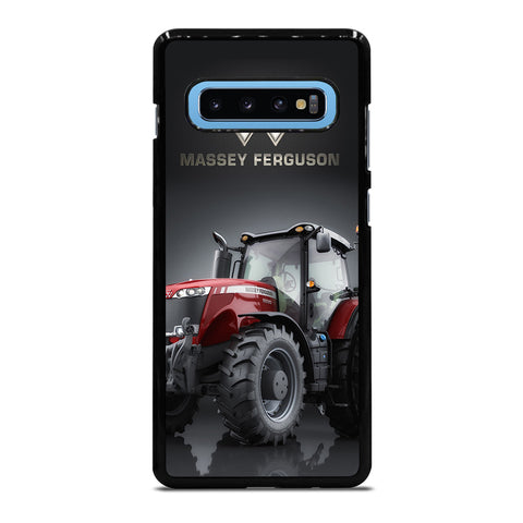 MASSEY FERGUSON TRACTOR Samsung Galaxy S10 Plus Case Cover