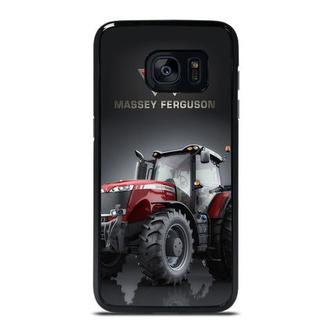 MASSEY FERGUSON TRACTOR Samsung Galaxy S7 Edge Case Cover