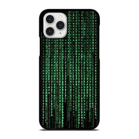 MATRIX NUMBER iPhone 11 Pro Case Cover