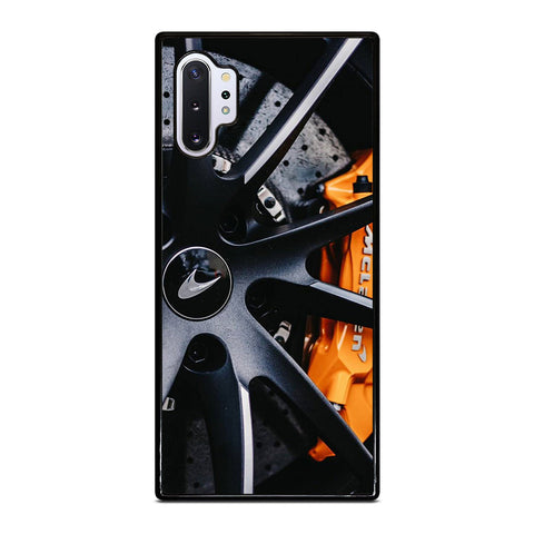 MCLAREN WHEEL LOGO Samsung Galaxy Note 10 Plus Case Cover