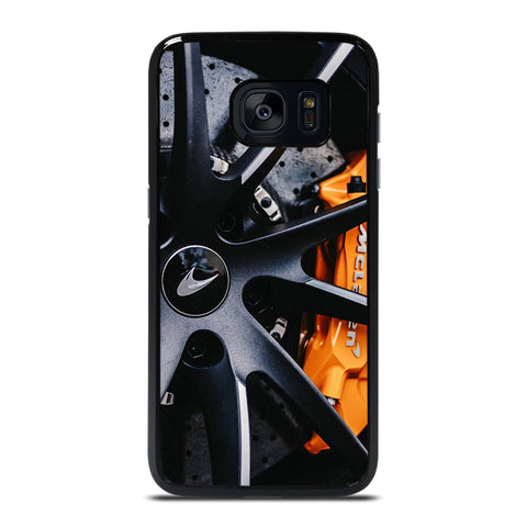 MCLAREN WHEEL LOGO Samsung Galaxy S7 Edge Case Cover