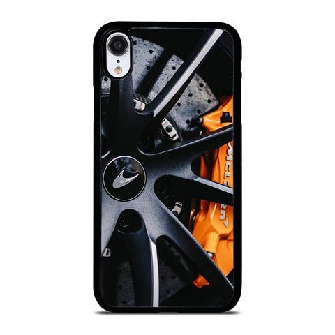 MCLAREN WHEEL LOGO iPhone XR Case Cover