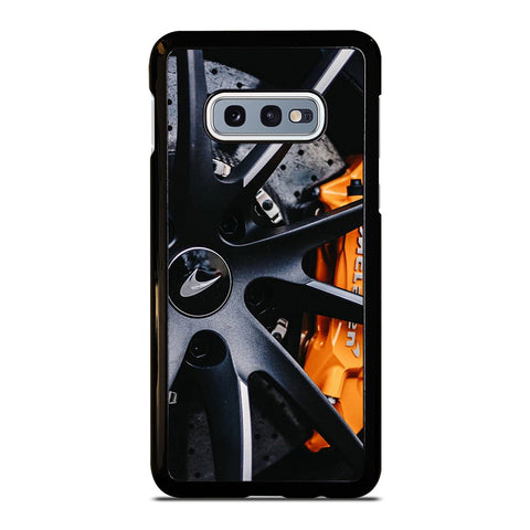 MCLAREN WHEEL LOGO Samsung Galaxy S10e Case Cover