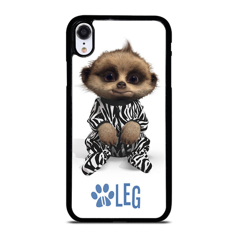 MEERKAT BABY OLEG NEW iPhone XR Case Cover