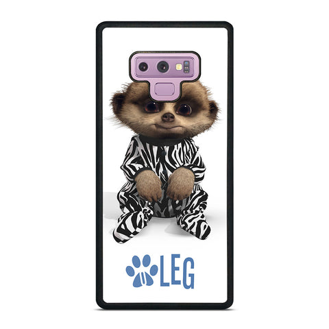MEERKAT BABY OLEG NEW Samsung Galaxy Note 9 Case Cover