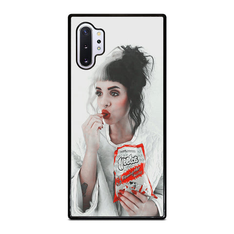 MELANIE MARTINEZ AND CHEETOS Samsung Galaxy Note 10 Plus Case Cover