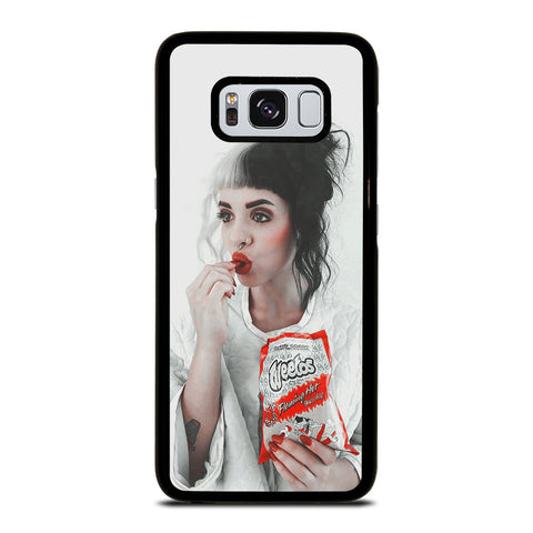 MELANIE MARTINEZ AND CHEETOS Samsung Galaxy S8 Case Cover