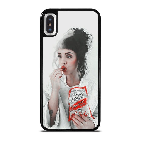 MELANIE MARTINEZ AND CHEETOS iPhone X / XS Case Cover