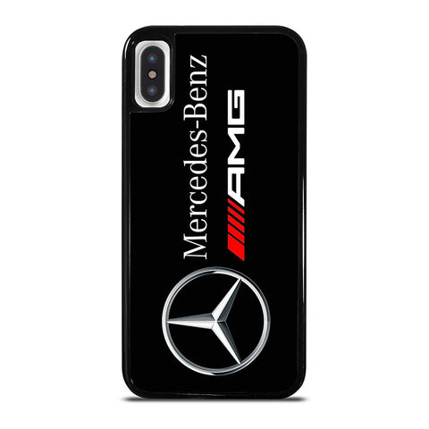 MERCEDES BENZ AMG LOGO iPhone X / XS Case Cover