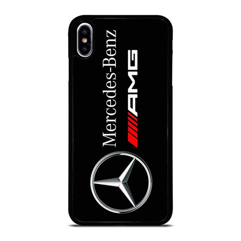 MERCEDES BENZ AMG LOGO iPhone XS Max Case Cover