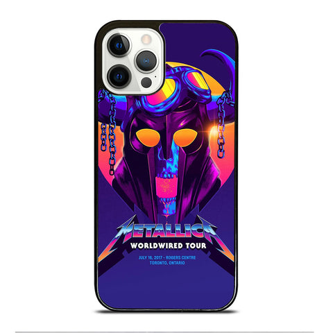 METALLICA  WORLDWIRED TOUR iPhone 12 Pro Case Cover