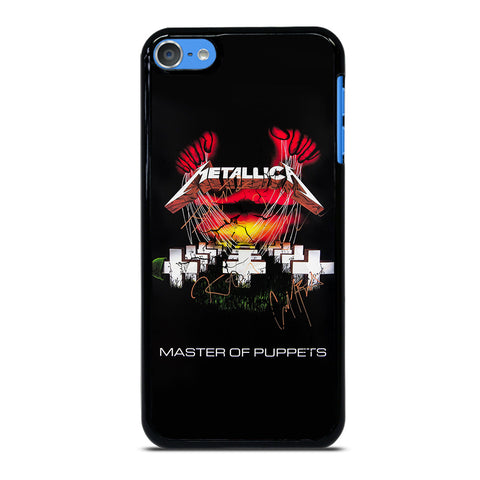 METALLICA MASTER OF PUPPETS COVER-ipod-touch-7-case