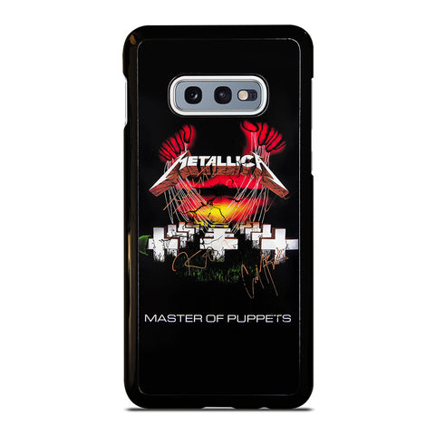 METALLICA MASTER OF PUPPETS COVER Samsung Galaxy S10e Case Cover