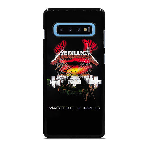METALLICA MASTER OF PUPPETS COVER Samsung Galaxy S10 Plus Case Cover