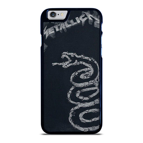 METALLICA ROCK BAND LOGO iPhone 6 / 6S Case Cover