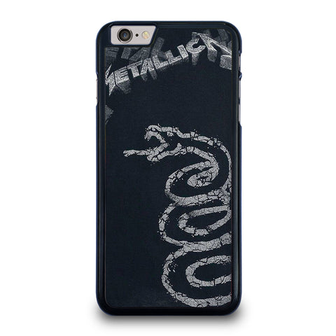 METALLICA ROCK BAND LOGO iPhone 6 / 6S Plus Case Cover