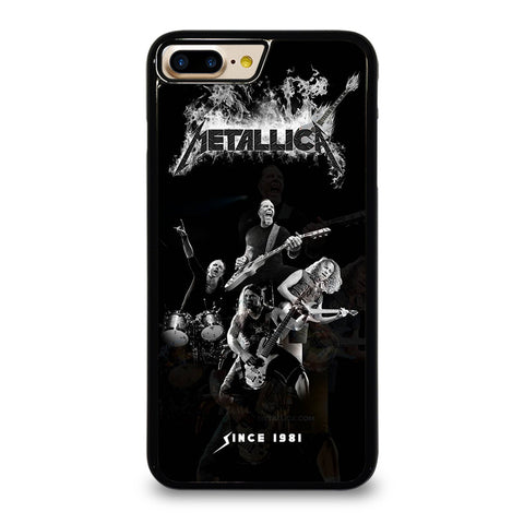 METALLICA ROCK BAND iPhone 7 / 8 Plus Case Cover