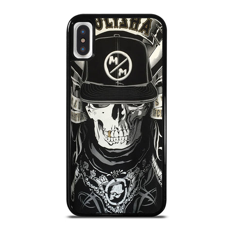 METAL MULISHA SKULL iPhone X / XS Case Cover