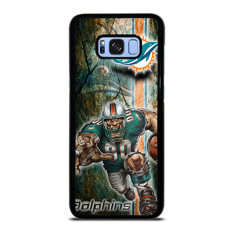 MIAMI DOLPHINS FOOTBALL Samsung Galaxy S8 Plus Case Cover