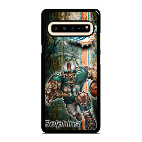 MIAMI DOLPHINS FOOTBALL Samsung Galaxy S10 5G Case Cover