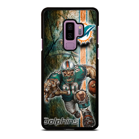 MIAMI DOLPHINS FOOTBALL Samsung Galaxy S9 Plus Case Cover