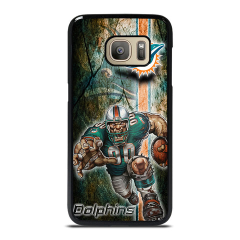 MIAMI DOLPHINS FOOTBALL Samsung Galaxy S7 Case Cover