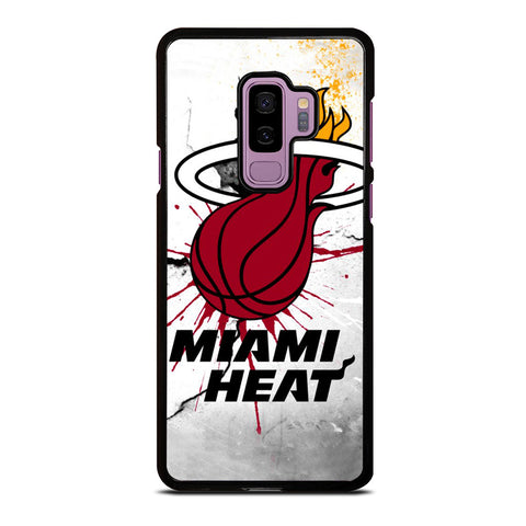 MIAMI HEAT ART LOGO Samsung Galaxy S9 Plus Case Cover