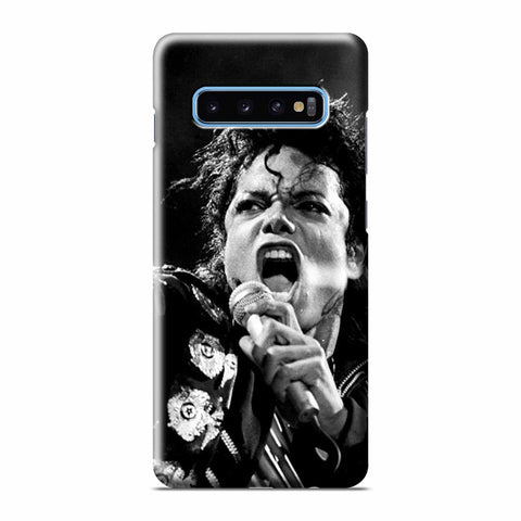 MICHAEL JACKSON Samsung Galaxy 3D Case Cover