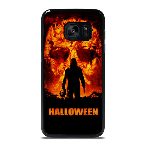 MICHAEL MYERS HALLOWEEN Samsung Galaxy S7 Edge Case Cover