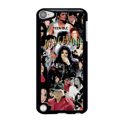 MICHAEL JACKSON COLLAGE iPod Touch 5 Case