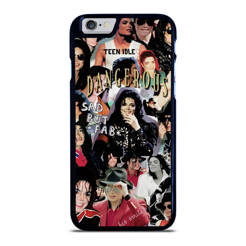 MICHAEL JACKSON COLLAGE iPhone 6 / 6S Case Cover