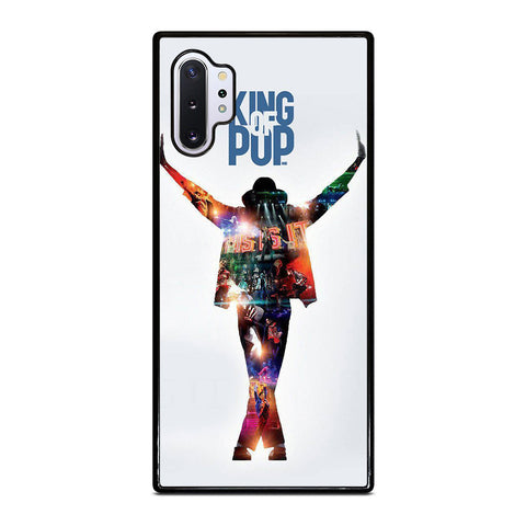 MICHAEL JACKSON KING OF POP Samsung Galaxy Note 10 Plus Case Cover