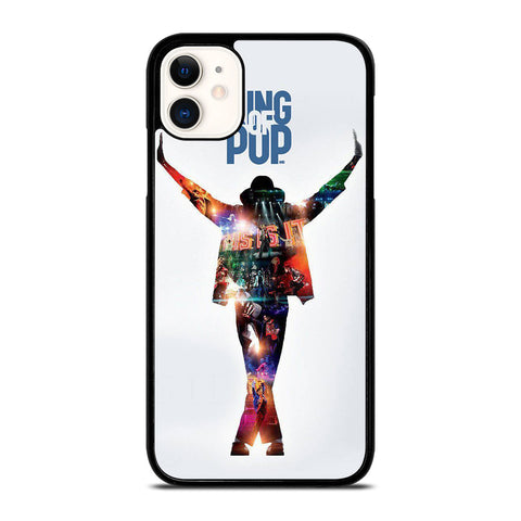 MICHAEL JACKSON KING OF POP iPhone 11 Case Cover