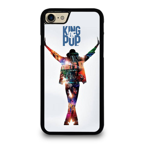 MICHAEL JACKSON KING OF POP iPhone 7 / 8 Case Cover