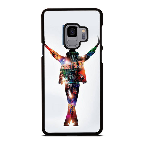 MICHAEL JACKSON KING OF POP Samsung Galaxy S9 Case Cover