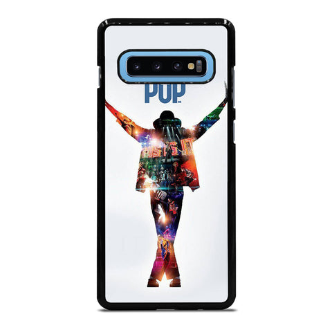 MICHAEL JACKSON KING OF POP Samsung Galaxy S10 Plus Case Cover