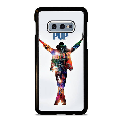 MICHAEL JACKSON KING OF POP Samsung Galaxy S10e Case Cover