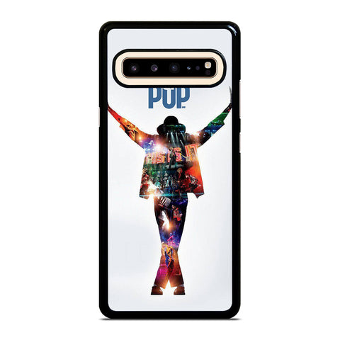 MICHAEL JACKSON KING OF POP Samsung Galaxy S10 5G Case Cover