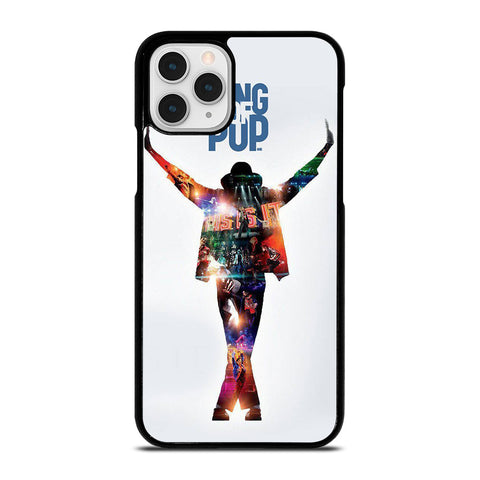 MICHAEL JACKSON KING OF POP iPhone 11 Pro Case Cover