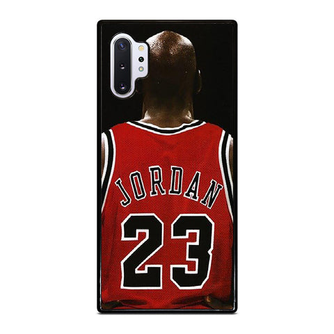MICHAEL JORDAN 23 JERSEY Samsung Galaxy Note 10 Plus Case Cover