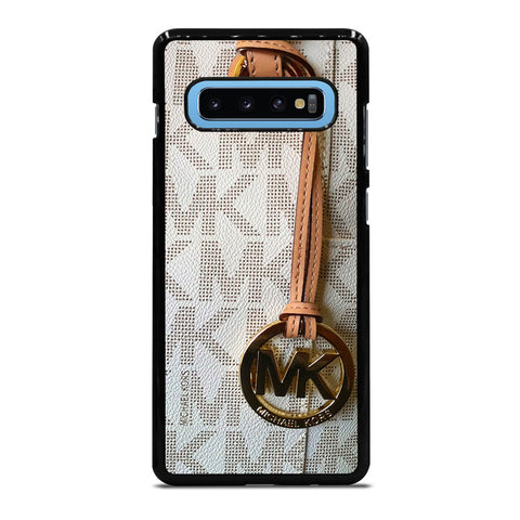 MICHAEL KORS MK WHITE Samsung Galaxy S10 Plus Case Cover